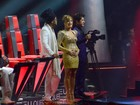 Veja fotos da final da segunda temporada do 'The Voice Brasil'