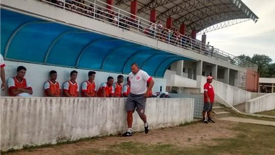Foto: (Cisco Nobre/GloboEsporte.com/PB)