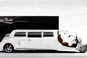 projeto limotrike (Foto: Divulgação/Procópio Limousines)