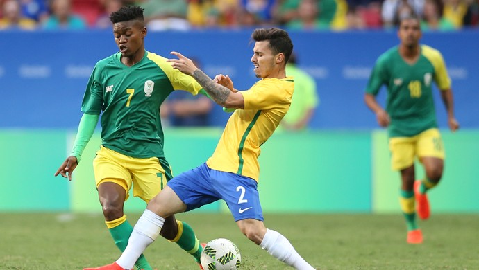 Zeca Brasil x Africa do Sul (Foto: Lucas Figueiredo / MoWA Press)