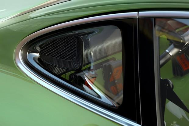 A pressão aerodinâmica ajuda a empurrar quantidades industriais de ar pelo sistema RAM (Foto: Divulgação)