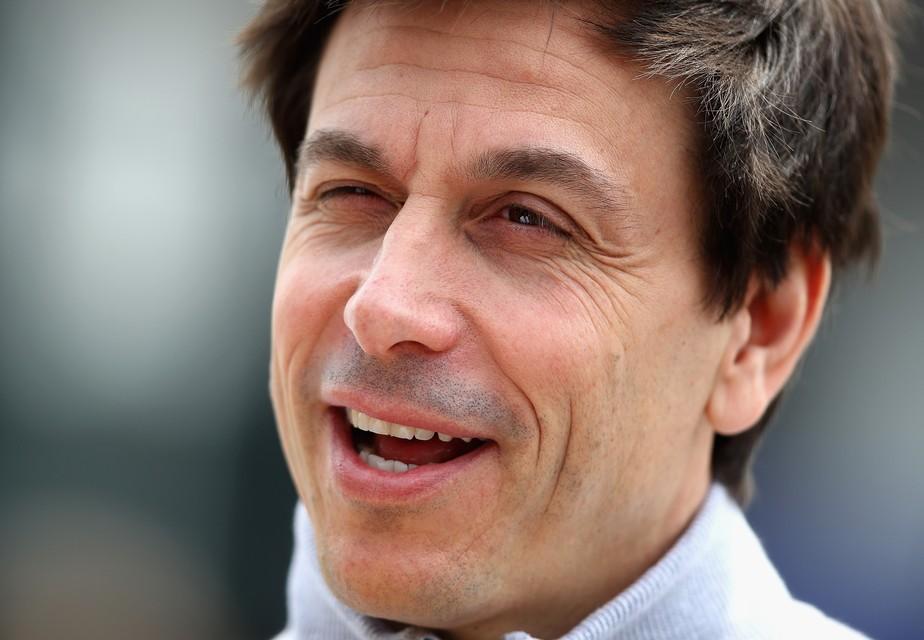 Wolff brinca com Massa sobre polêmica com Vettel: