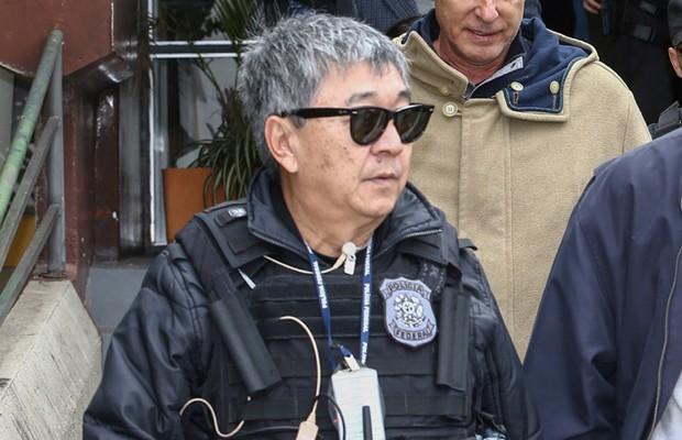 'Japonês da Federal' recebe apoio de federação dos policiais federais