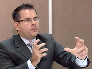 Juiz alega ser vítima de perseguição  (Foto: Reprodução TVCA)