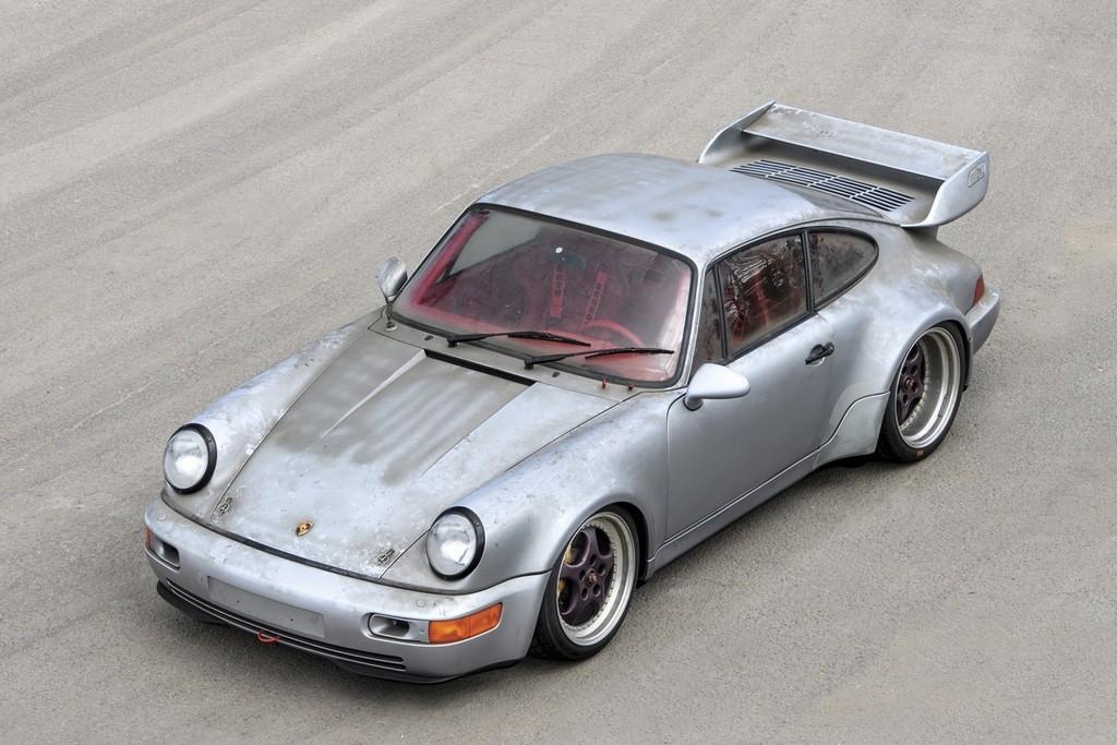 Porsche 911 RSR 1993 (Foto: Divulgação/RM Sotheby's)