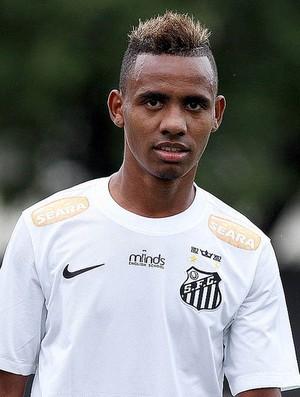 Diego Cardoso atacante Santos (Foto: Pedro Ernesto Guerra / Santos FC)