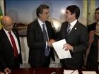 Defesa de Dilma quer usar gravações de delator contra o impeachment
