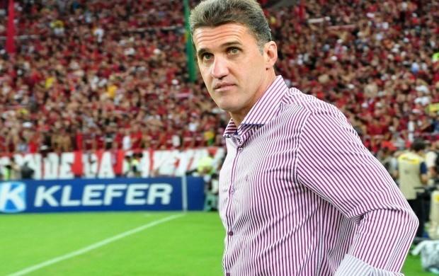Vagner Mancini Atlético-PR Maracanã (Foto: Site oficial do Atlético-PR/Gustavo Oliveira)