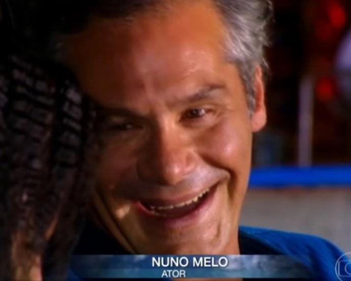 Nuno Melo (Foto: TV Globo)