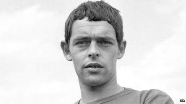 Terry Bradbury jogou pelo Leyton Orient em 1966. (Foto: BBC)