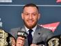 """McGregor responde Mayweather: """"Quero ver falar na minha cara"""""""