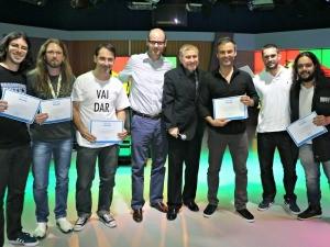 prêmio rbs tv (Foto: Daniela Kalicheski/RBS TV)