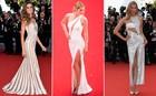 Vestidos com recorte Cannes