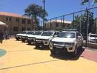 Ministério cede carros e armas ao CE após envio de militares à Olimpíada