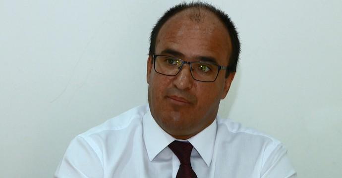 Luiz Henrique de Oliveira, presidente do Mogi Mirim (Foto: Carlos Velardi/ EPTV)