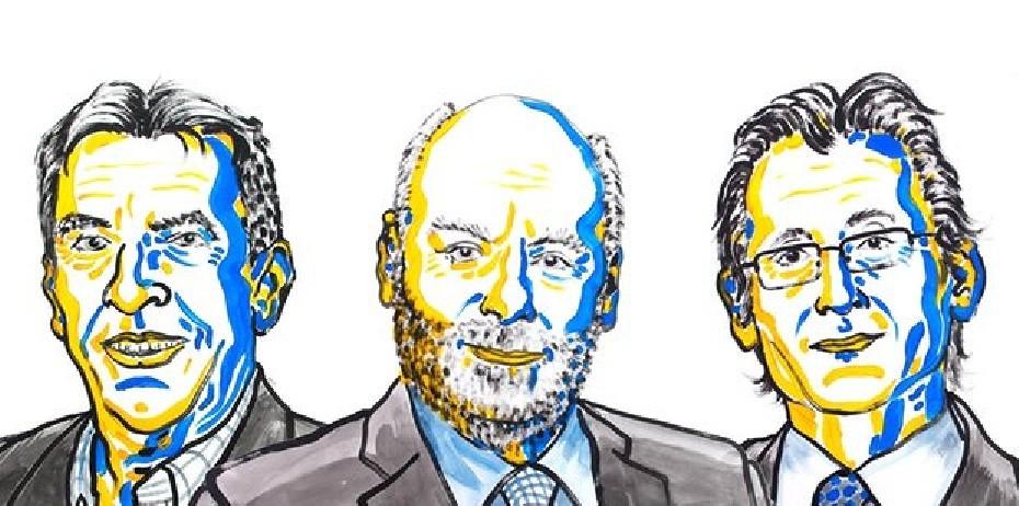 (Foto: Nobelprize.org/ Nobel Media (Divulgação)