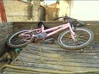 Criança morre atropelada no RS  ao andar de bicicleta na rua