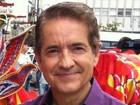 Carlos Tramontina volta ao 'SPTV' após cirurgia: 'Estava com saudades'