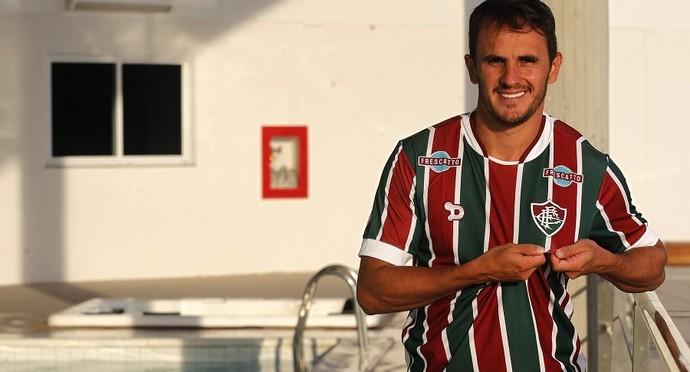 lucas fluminense lateral (Foto: Nelson Perez / FluminenseFC)