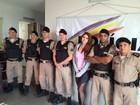 Amanda Gontijo recupera celular roubado: 'Obrigada a Polícia Militar'