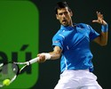 Com Kaká na torcida, Djokovic vence Berdych e vai à semifinal em Miami