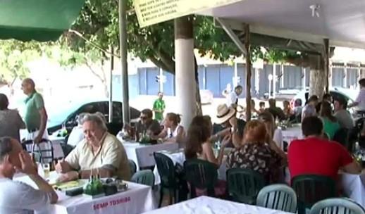 Restaurante tradicional de Manaus comemora 38 anos de atividade (Foto: Bom dia Amazônia)