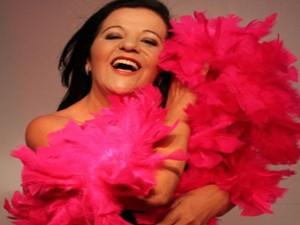 Divas no divã é interpretado pela atriz mineira Cidah Viana (Foto: Bruno henrique Moura/Divulgação)