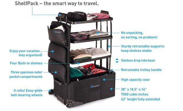 Especificações da mala (Foto: Divulgação)