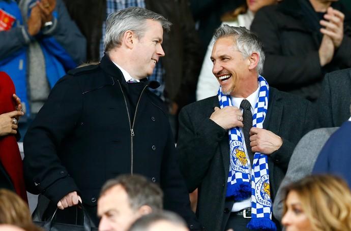 Gary Lineker Leicester (Foto: Reuters)