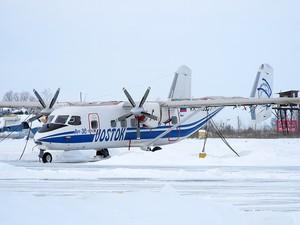 O AN 38-100 da Antonov (Foto: Divulgação)