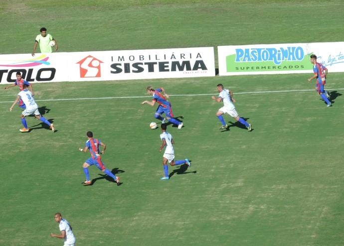 Grêmio Prudente e Assisense jogaram pela Segundona (Foto: Mateus Tarifa / Globoesporte.com)