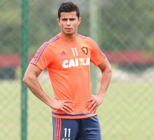 Johnathan Goiano Sport (Foto: Aldo Carneiro / Pernambuco Press)