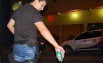 Bares são fechados para cumprimento da Lei Seca (Divulgação/Polícia Civil)