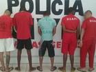Polícia Civil apresenta suspeitos de linchamento e morte de jovem em MG
