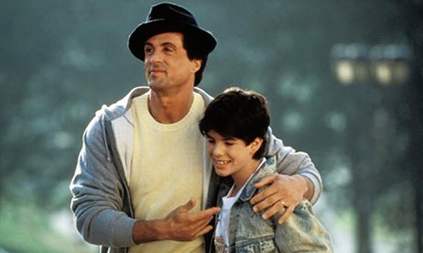 Sage Stallone em 'Rocky V' (Foto: Divulgação)