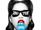 Veja a capa do novo CD de Anitta assinado por designer de Madonna