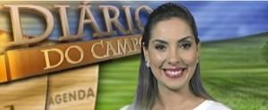 Programa mostrou o trabalho de pesquisadores para combater a praga do ácaro rajado  (Reprodução / TV Diário)