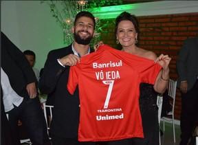 Murilo Oliveira, Neto Ieda  (Foto: reprodução / twiter)
