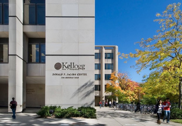 Kellogg School of Management, da Northwestern University (Foto: Divulgação)