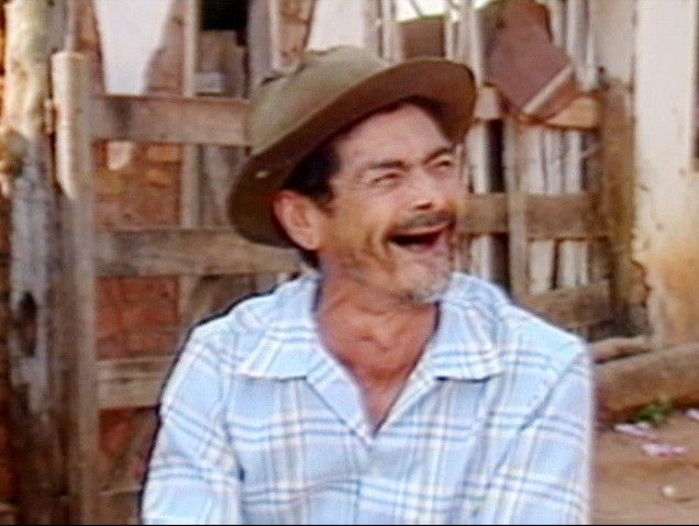 Geraldinho Nogueira no Frutos da Terra (Foto: Produção TV Anhanguera)