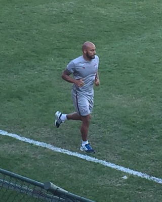 Jonathan, Fluminense (Foto: Thiago Lima)