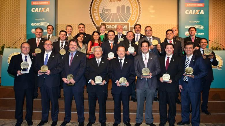 melhores-2014_premiados (Foto: Cleiby Trevisan / Editora Globo)