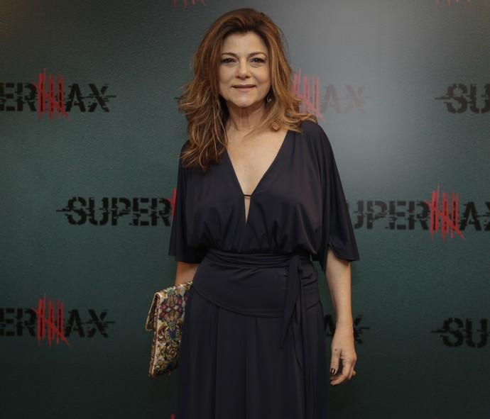 Vânia de Brito viverá Cecília em 'Supermax' (Foto: Artur Meninea/ Gshow)