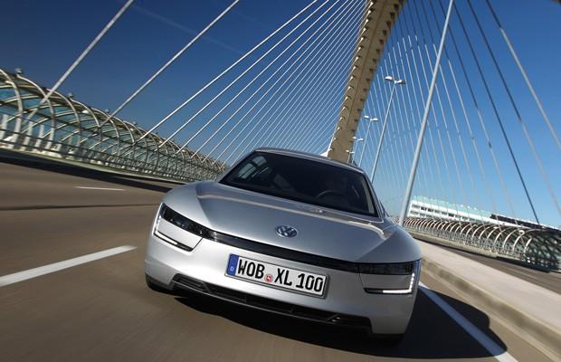 Volkswagen XL1 (Foto: Divulgação)