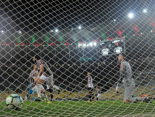 Henrique Dourado Fluminense x Atlético-MG