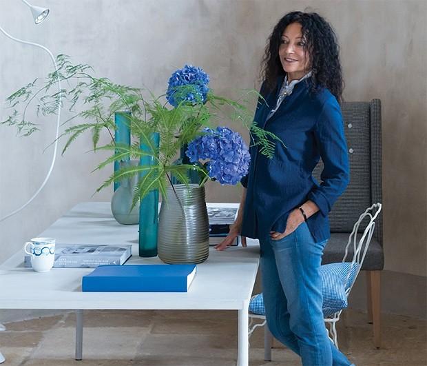 A empresária e designer Tricia Guild (Foto: James Merrell / Divulgação)