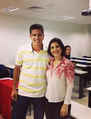 Getúlio Vargas curso Repórter (Foto: Arquivo Pessoal)