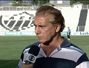 Daílson Lettieri Araxá (Foto: Reprodução/TV Integração)