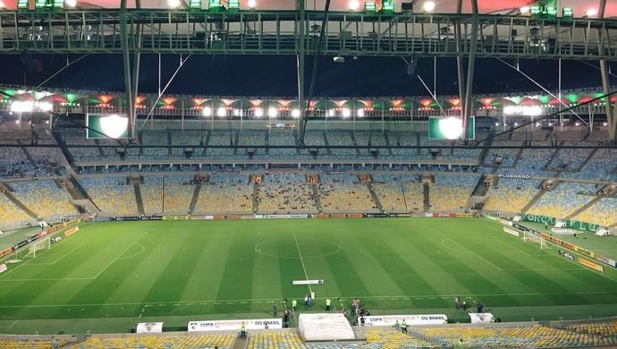 Maracanã Fluminense x Grêmio (Foto: Igor Rodrigues)