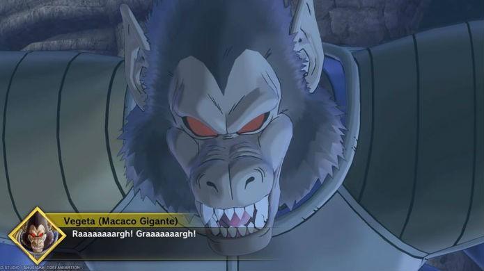 Dragon Ball Xenoverse 2: Vença Vegeta por último (Foto: Reprodução / Thomas Schulze)